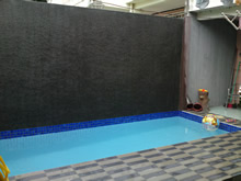 Small Pool In Terrace House